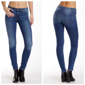 7 For All Mankind Size 27 Gwenevere Jeans Ankle
